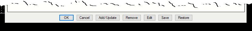 Toolbar Buttons
