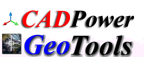 CADPower & GeoTools Logo